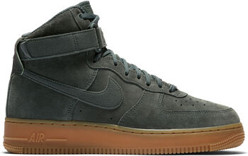 Nike Air Force 1 High SE Dames Groen