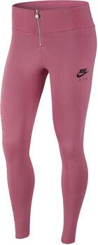 Nike Air Graphic legging Dames Rood