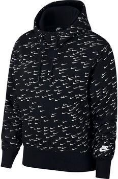 Nike Sportswear Swoosh hoodie Zwart