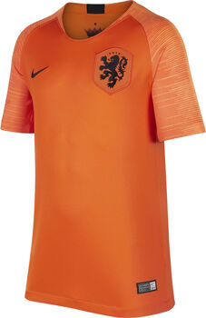 Nike Breathe Nederlands Elftal Stadium Home shirt Jongens Oranje