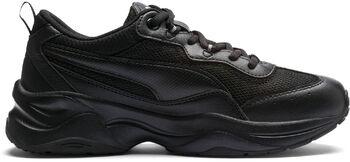 Puma Cilia sneakers Dames Zwart