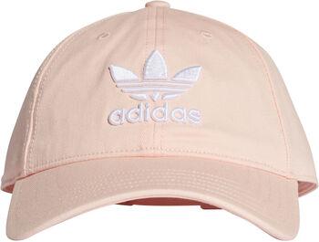 adidas Trefoil cap Roze