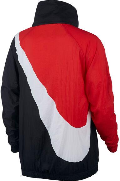 Women's Woven Swoosh Jacket