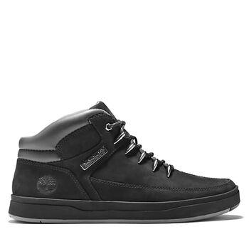 Timberland Davis Square Hiker sneakers Heren Zwart