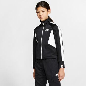 Nike Sportswear Heritage kids vest Zwart
