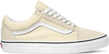 Vans Old Skool sneakers Heren Ecru