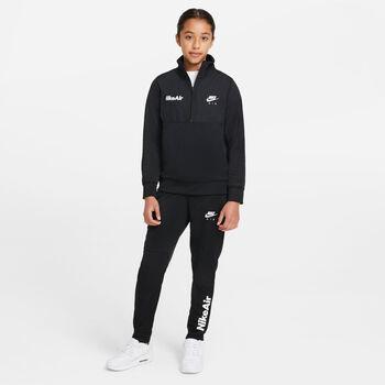Nike Air kids trainingspak Zwart