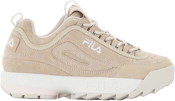 FILA Disruptor Low sneakers Dames Grijs