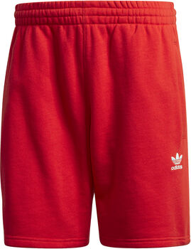 adidas LOUNGEWEAR Trefoil Essentials Short Heren Rood