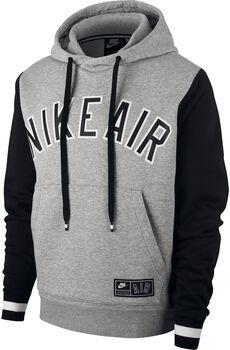 Nike Air hoodie Heren Grijs