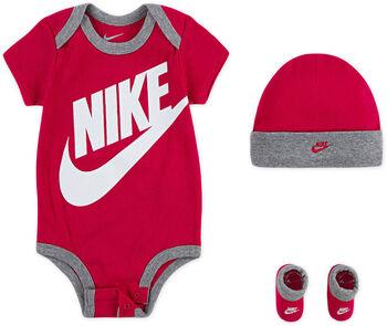 Nike Futura Logo kids romperset Roze