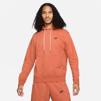 Nike Sportswear hoodie Heren Oranje