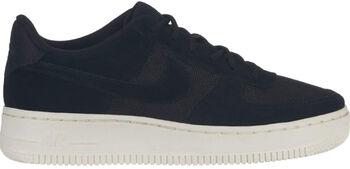 Nike Air Force 1 sneakers Jongens Zwart