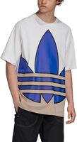 Big Trefoil Colorblock T-shirt