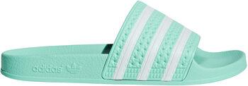 ADIDAS Adilette slippers Dames Groen