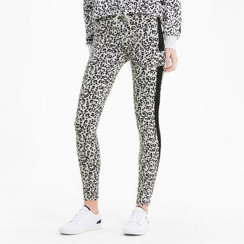 Puma Classics Graphic legging Dames Grijs