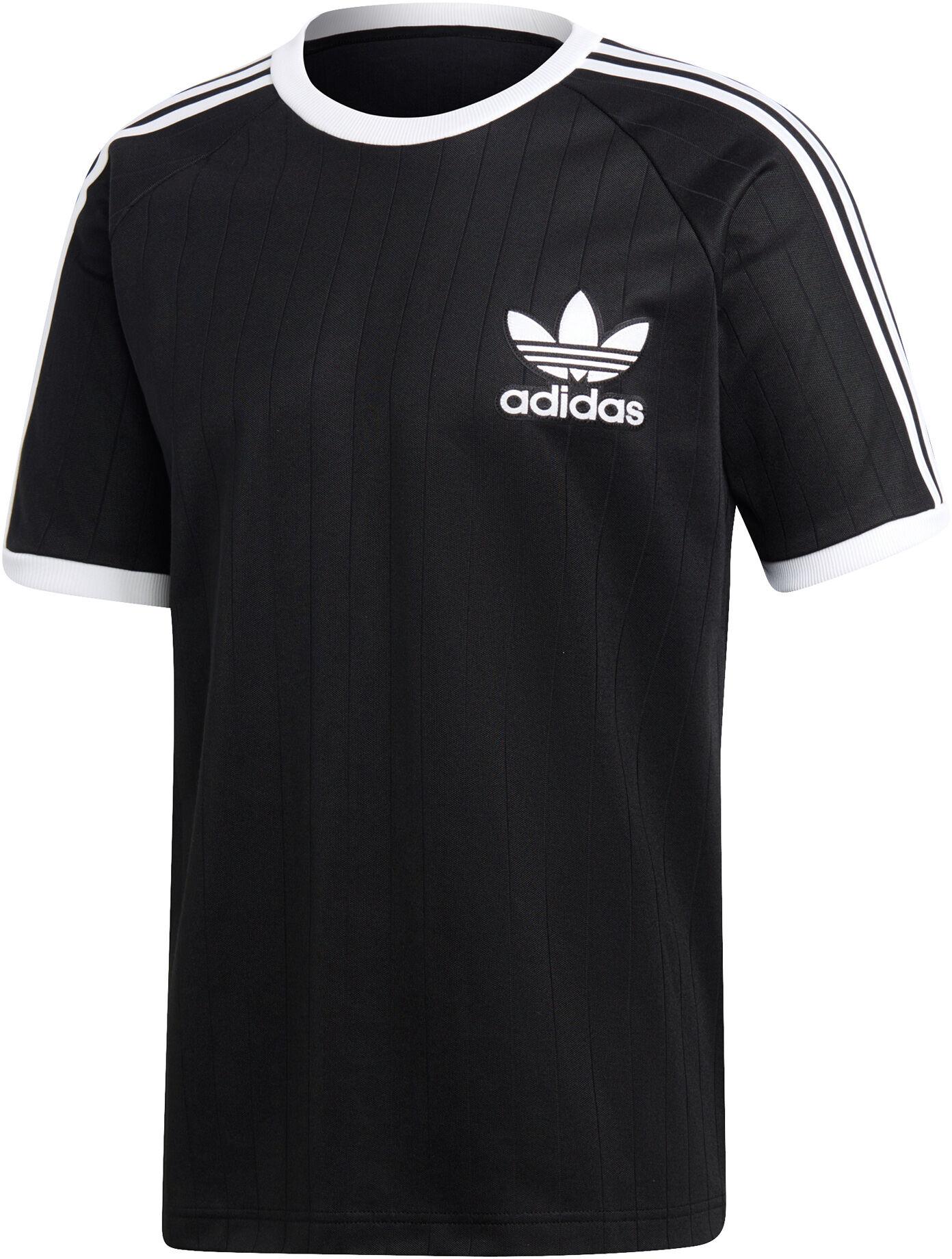 adidas baseball shirt zwart