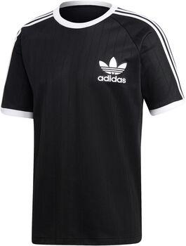 ADIDAS Baseball shirt Heren Zwart