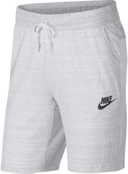 Nike Sportswear Advance 15 short Heren Wit