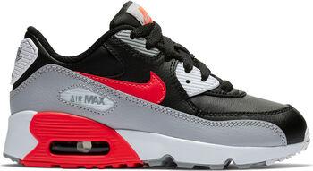Nike Air Max 90 Leather sneakers - kids Jongens Zwart