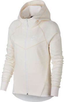 Nike Sportswear Tech Fleece hoodie Dames Oranje