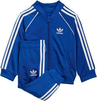 adidas Adicolor SST Trainingspak Blauw