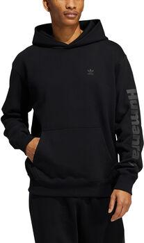 adidas Pharrell Williams Basic hoodie Heren Zwart