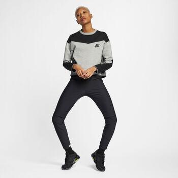 Nike Sportswear Tech Fleece sweater Dames Grijs