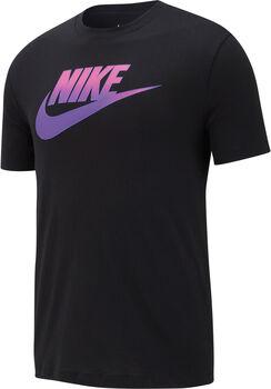 Nike Sportswear Gradient Future t-shirt Heren Zwart