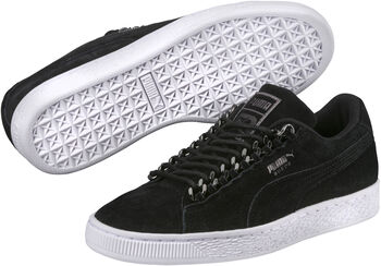 Puma Suede Classic X Chain sneakers Dames Zwart