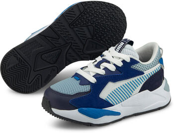 Puma RS-Z PS kids sneakers Jongens Blauw