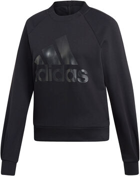 ADIDAS ID Glory Crew sweater Dames Zwart