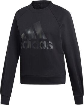 ADIDAS ID Glory Crew sweater Dames Zwart