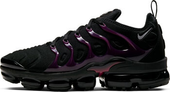 Nike Air Vapormax Plus sneakers Heren Zwart