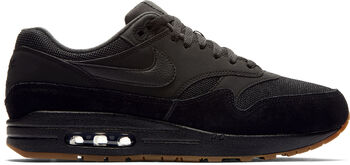Nike Air Max 1 sneakers Heren Zwart