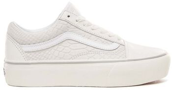 Vans Old Skool Platform sneakers Wit