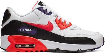Nike Air Max 90 Leather sneakers Jongens Wit