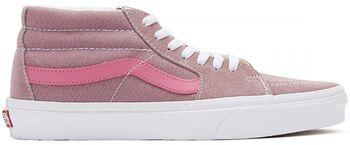 Vans Sk8-Mid sneakers Dames Roze