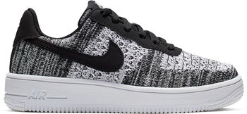 Nike Air Force 1 sneakers Jongens Zwart