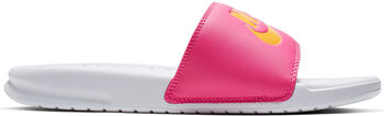 Nike Benassi JDI slippers Dames Multicolor