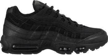 Nike Air Max 95 Premium Heren Zwart