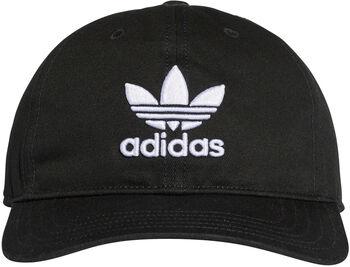 ADIDAS Trefoil cap Zwart