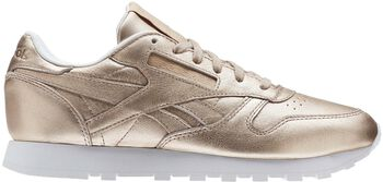 Reebok Classic Leather - Melted Metal sneakers Dames Wit