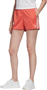 adidas 3-Stripes short Dames Zwart