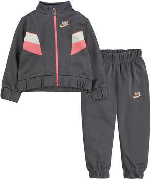 Nike Heritage kids set Meisjes Grijs