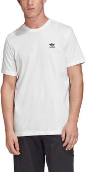 adidas Trefoil Essentials T-shirt Heren Wit