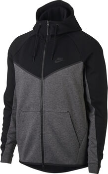 Nike Tech Fleece Windrunner Heren Zwart
