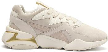 Puma Nova Pastel Grunge sneakers Dames Wit