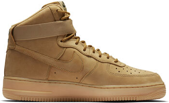 Nike Air Force 1 High '07 Flax sneakers Heren Bruin
