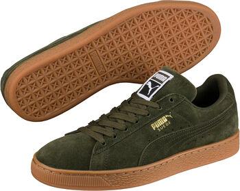 Puma Suede Classic sneakers Heren Groen
